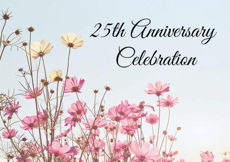 25th Anniversary Celebration Event