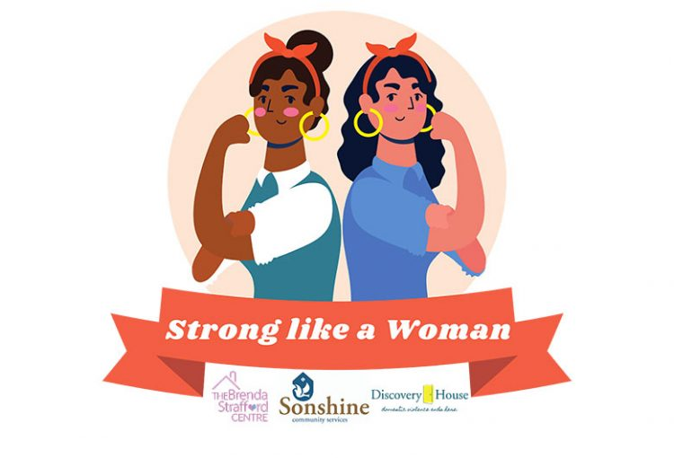 Strong Like a Woman Campaign